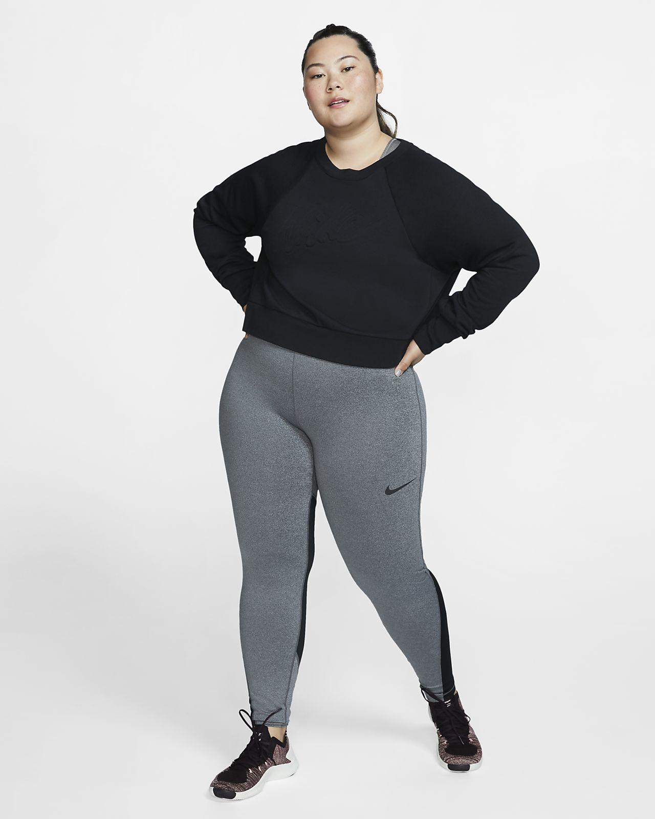 267d46a69309c Nike Dri-FIT Women's Long-Sleeve Training Top (Plus Size). Nike.com CH