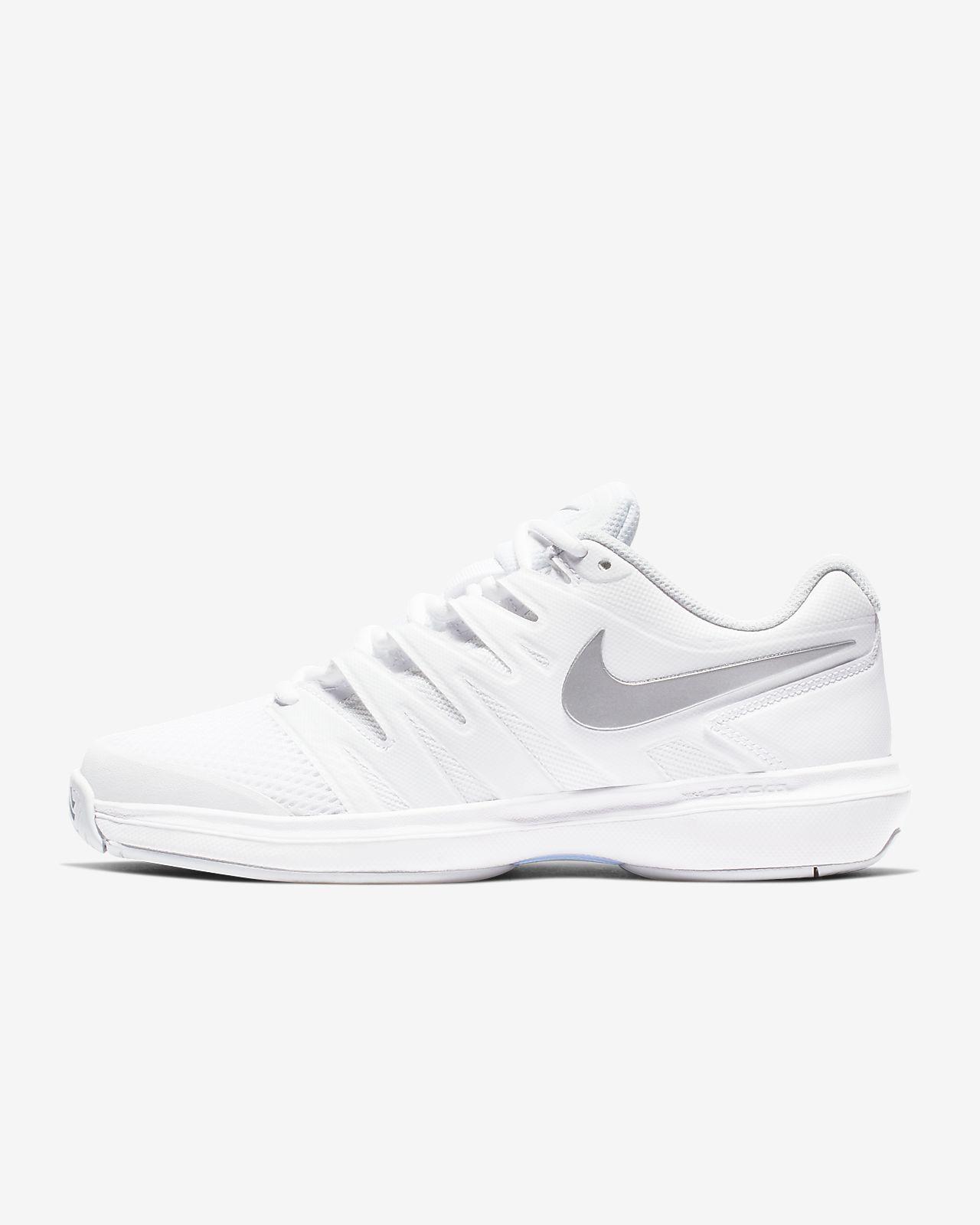Sapatilhas de ténis para piso duro NikeCourt Air Zoom Prestige para mulher