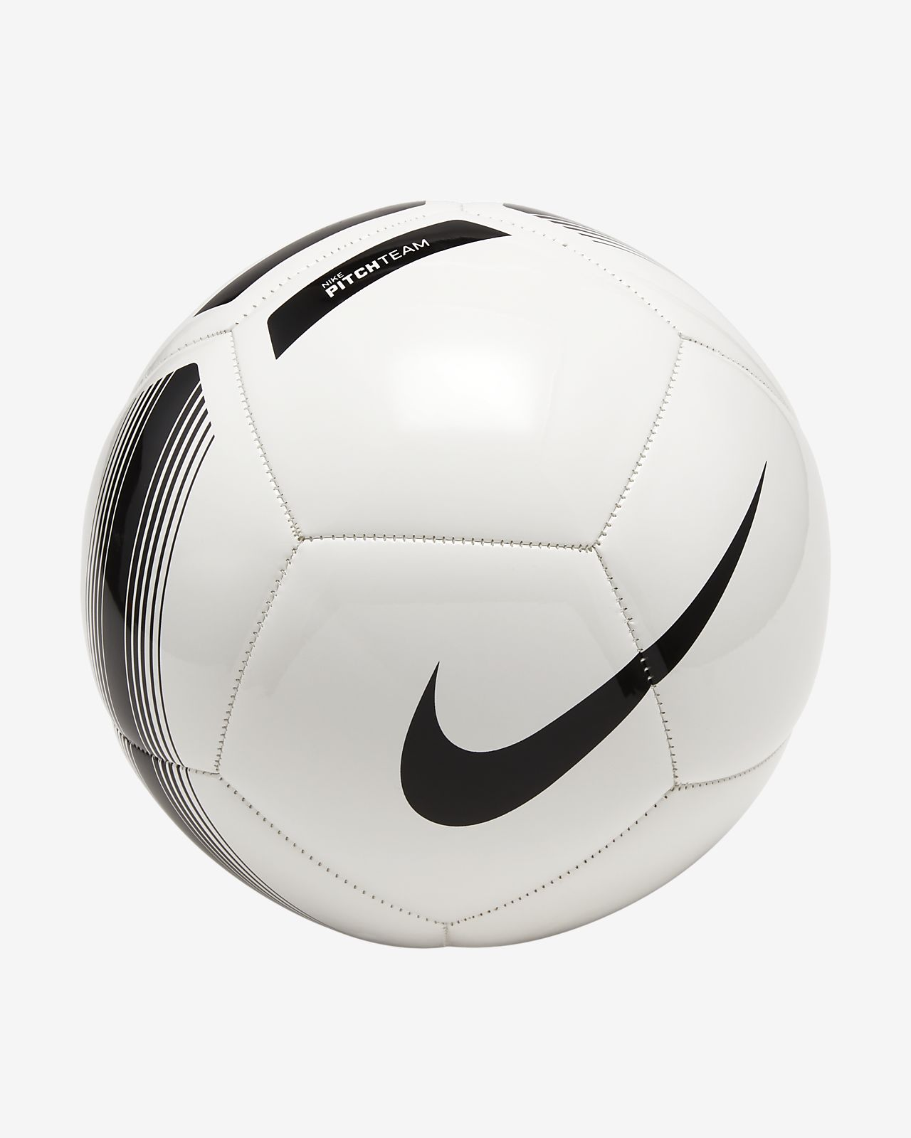 Bola de futebol Nike Pitch Team