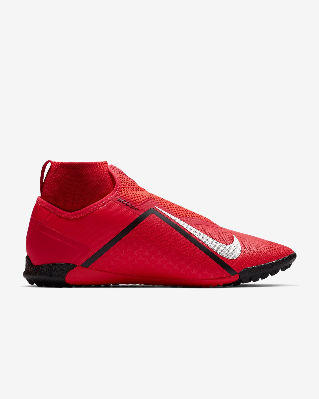 competitive price e7f8e 31b18 ... Nike React PhantomVSN Pro Dynamic Fit Game Over TF Turf Football Shoe