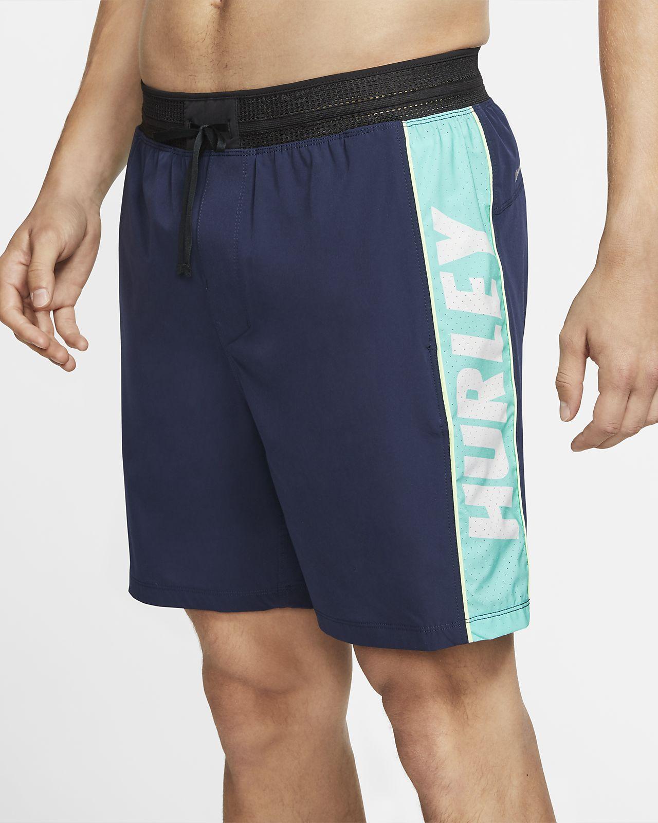 "Hurley Phantom Alpha Fastlane Men's 18"" Shorts"