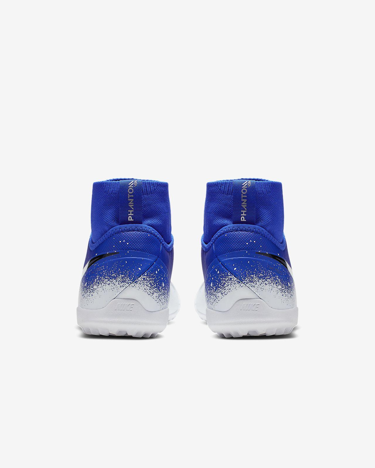 sale retailer dfbfc d8982 ... Fotbollssko för grus turf Nike React Phantom Vision Pro Dynamic Fit TF