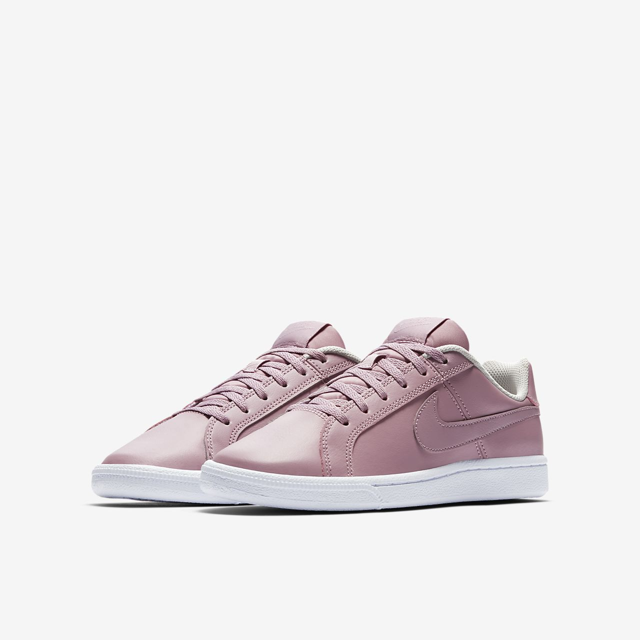 chaussure nike courte royal rose