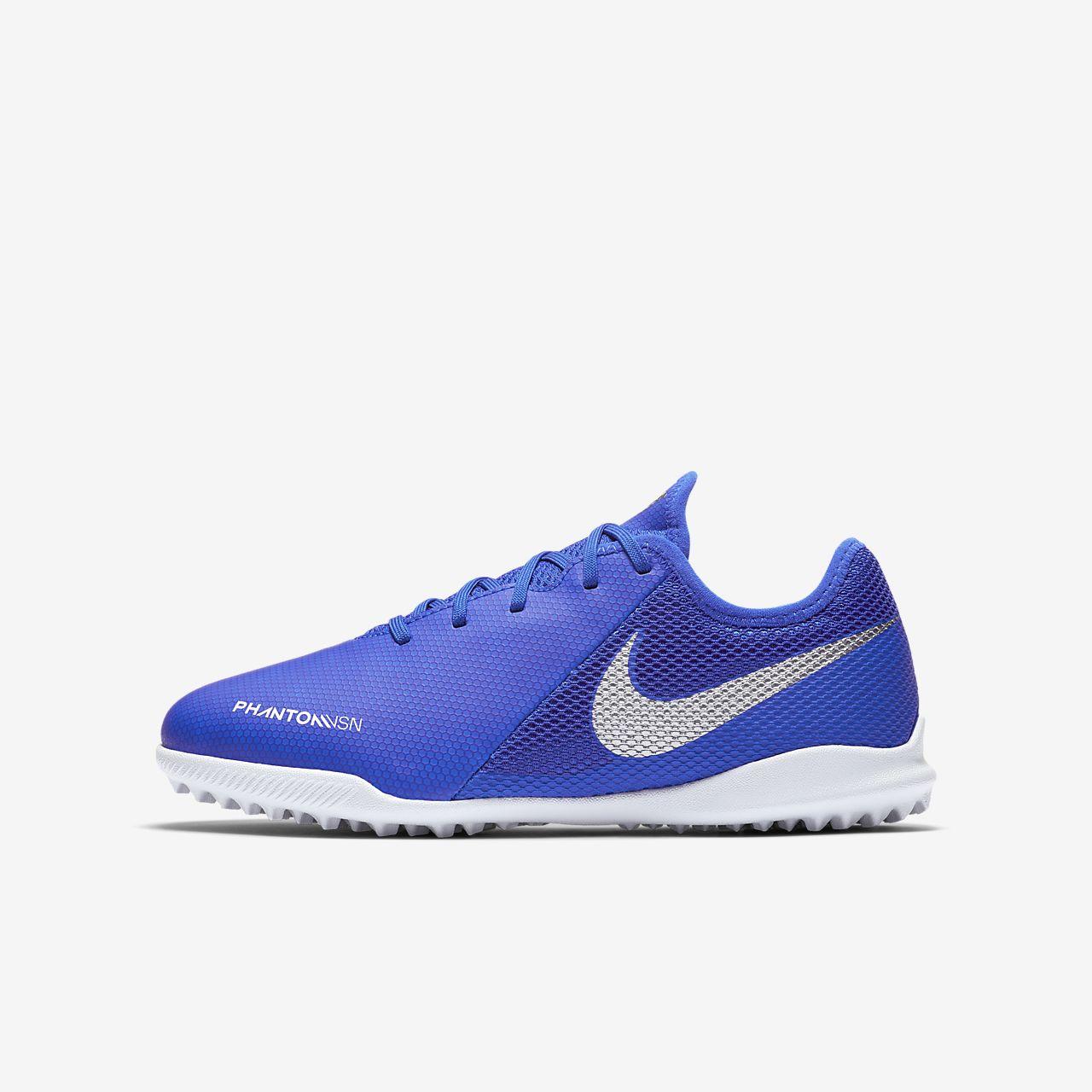 Chaussure de football pour surface synthétique Nike Jr. Phantom Vision Academy TF pour Jeune enfant/Enfant plus âgé
