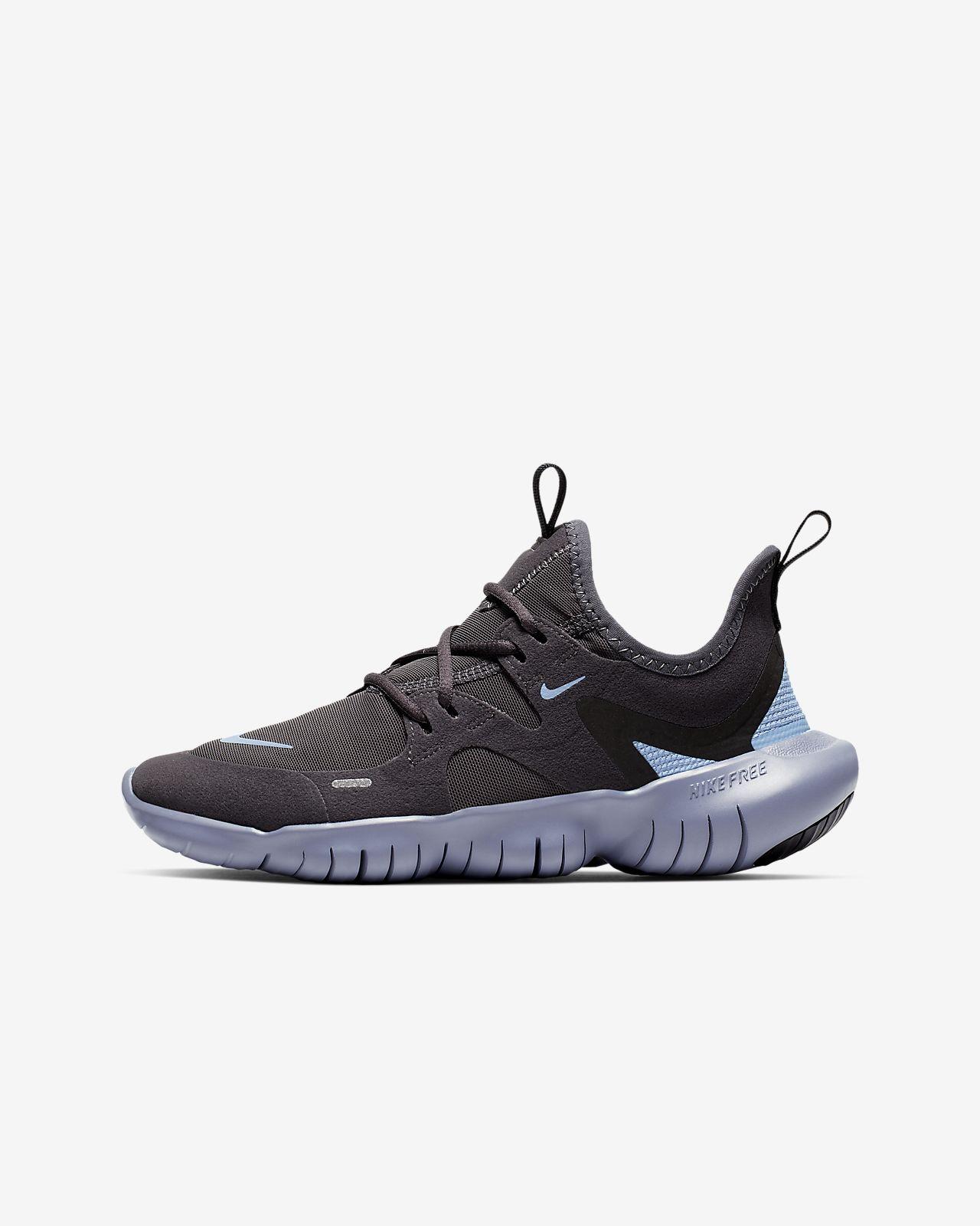 Nike Free RN 5.0 Sabatilles de running - Nen/a