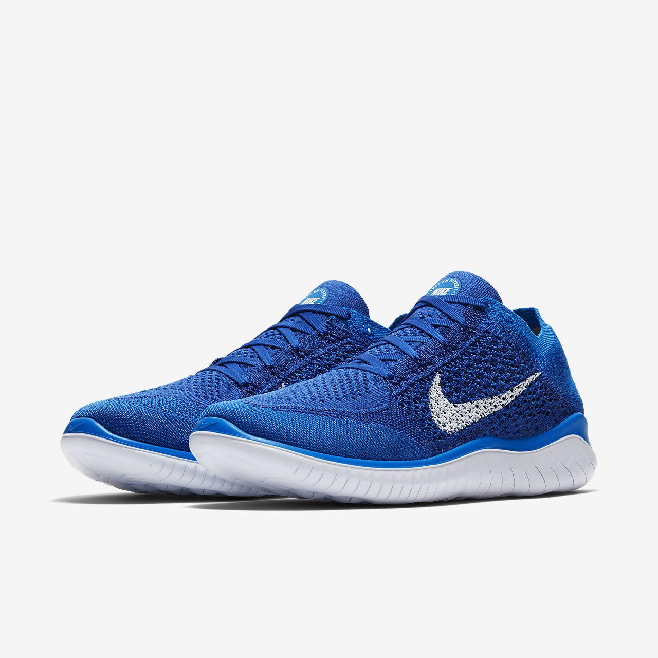 Nike Free RN Flyknit 2018 Herren-Laufschuh
