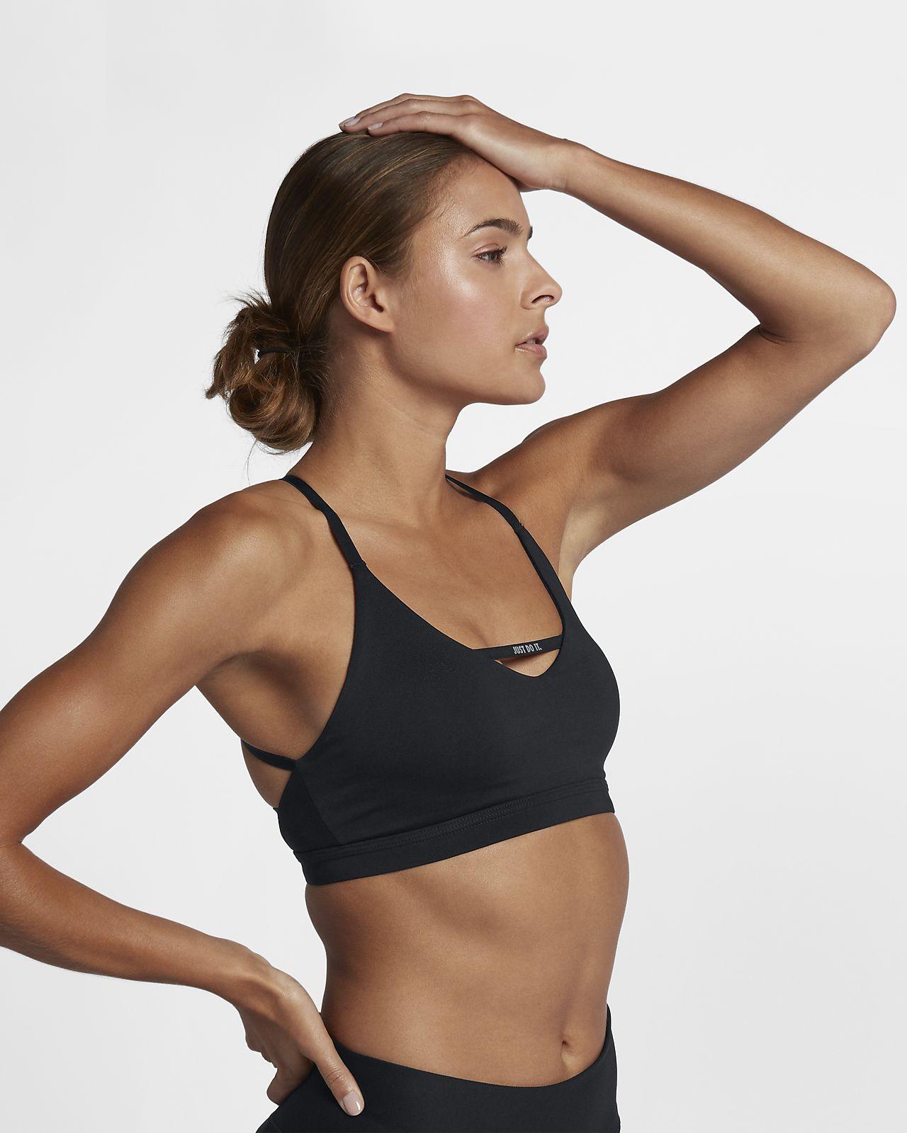 Nike Indy Women's JDI Light Support Sports Bra