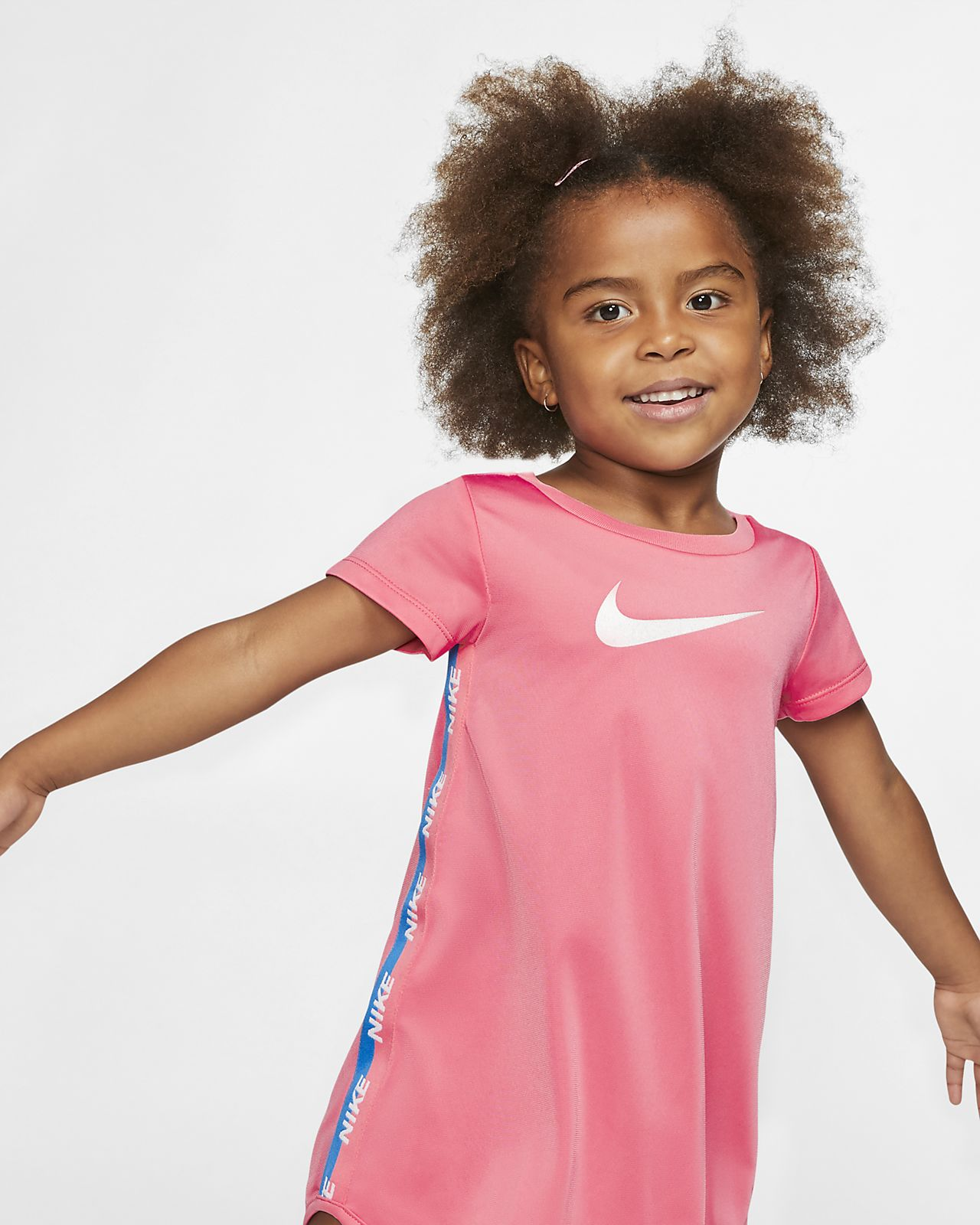 Nike Sport Essentials Toddler Short-Sleeve Dress