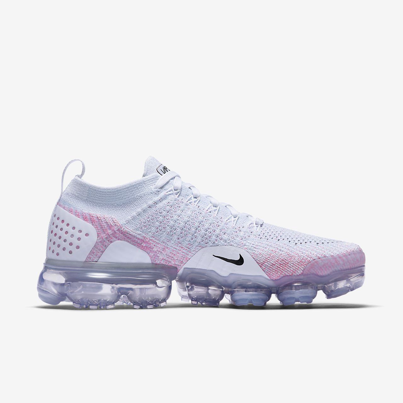 ebfd17c357 coupon code for femminile nike flyknit air vapormax 2018 blu nero ...