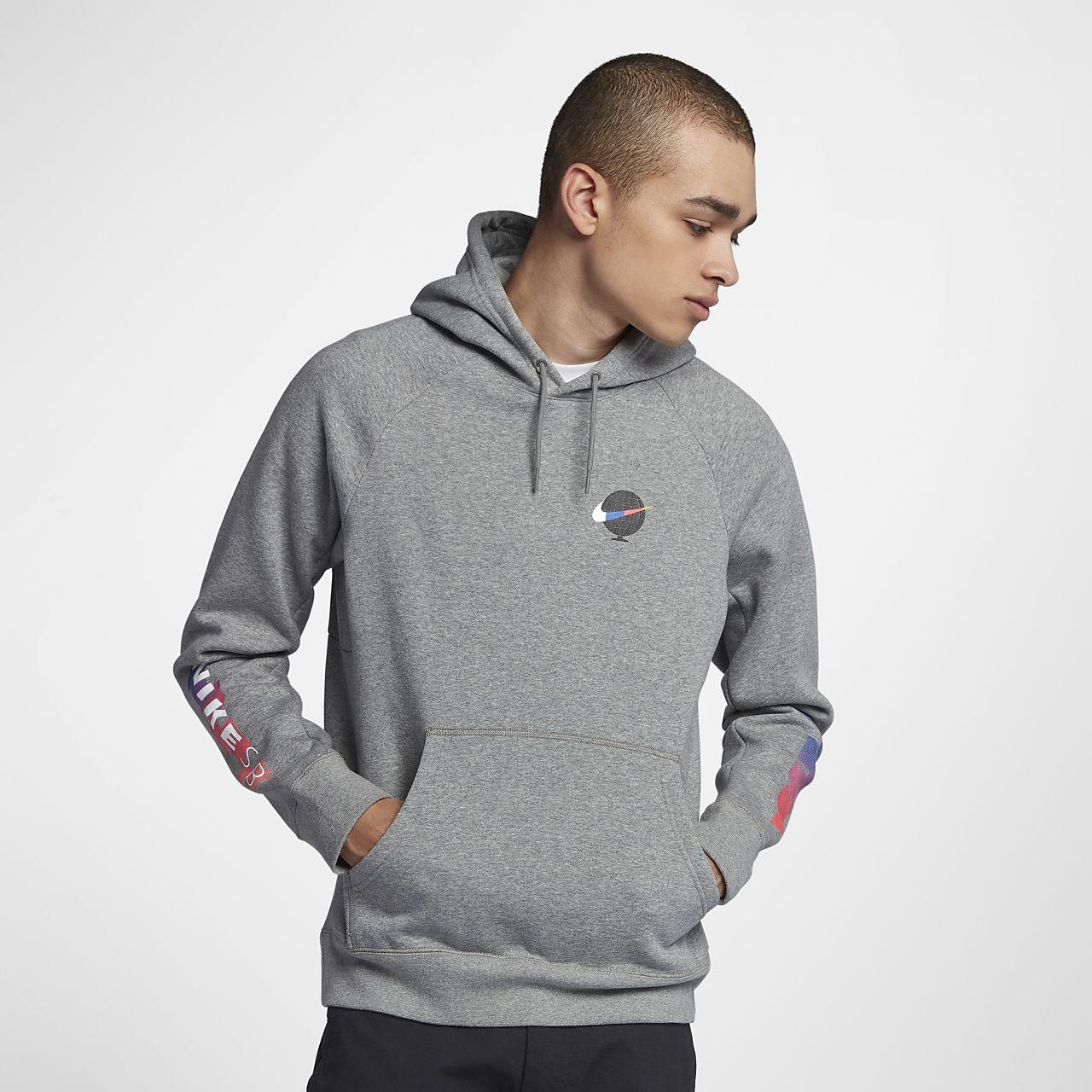 Sweat à capuche Nike SB Icon pour Homme. Nike.com CA 71a7b3af38c0