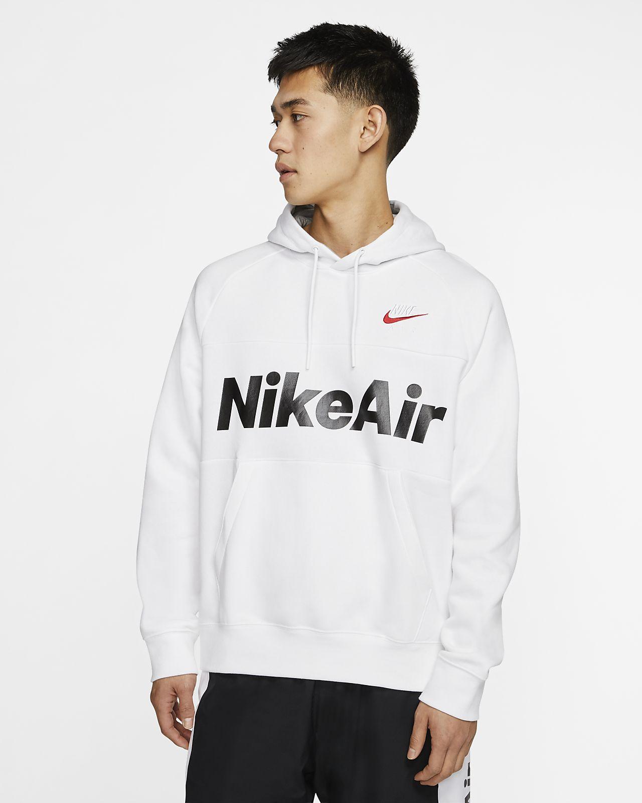 Nike Air Fleece-Hoodie für Herren