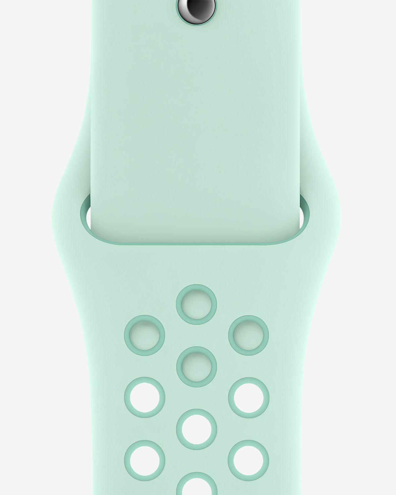Apple Watch Nike 40mm Teal Tint/Tropical Twist Sport Band