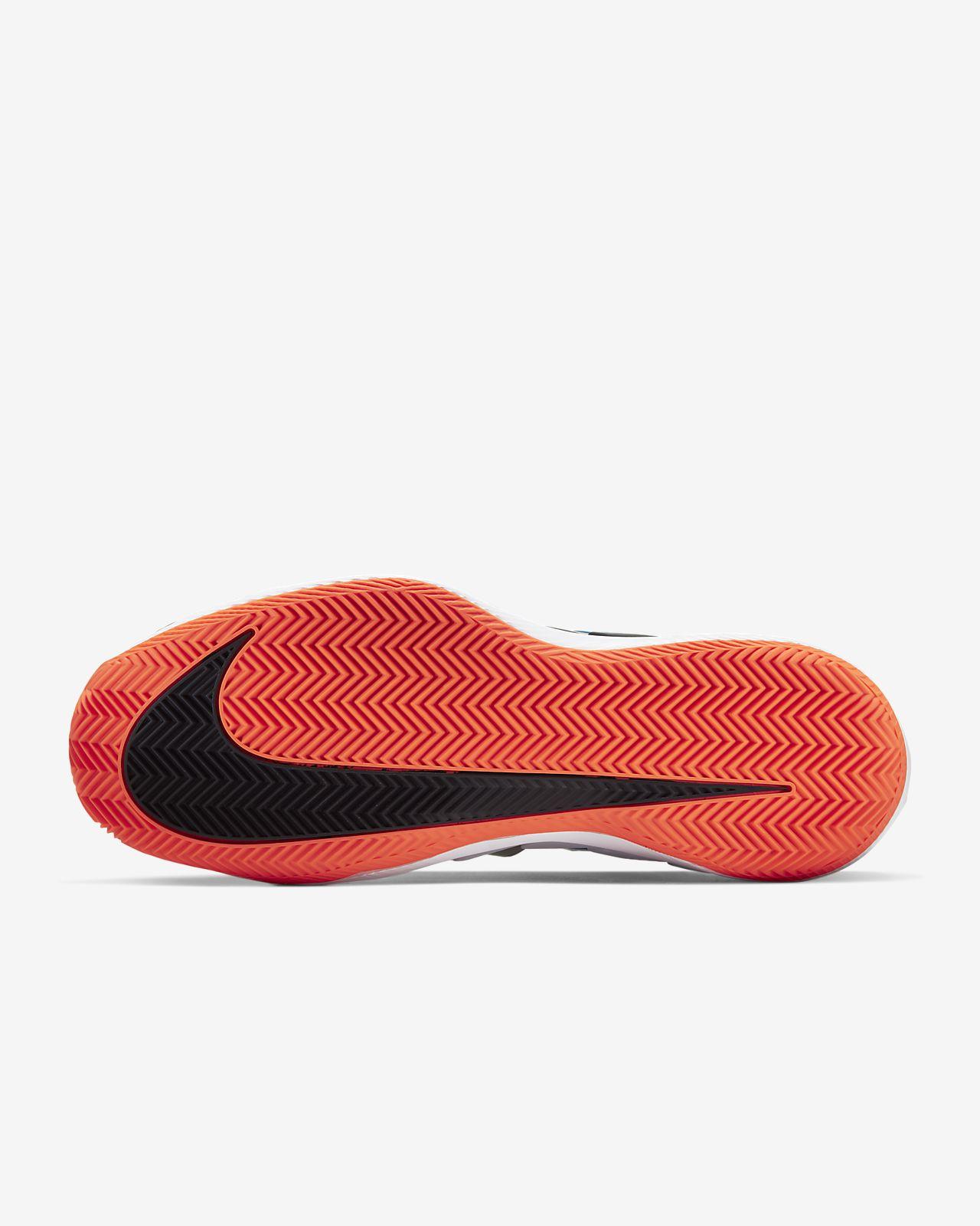 Scarpa da tennis per campi in terra rossa nikecourt air zoom