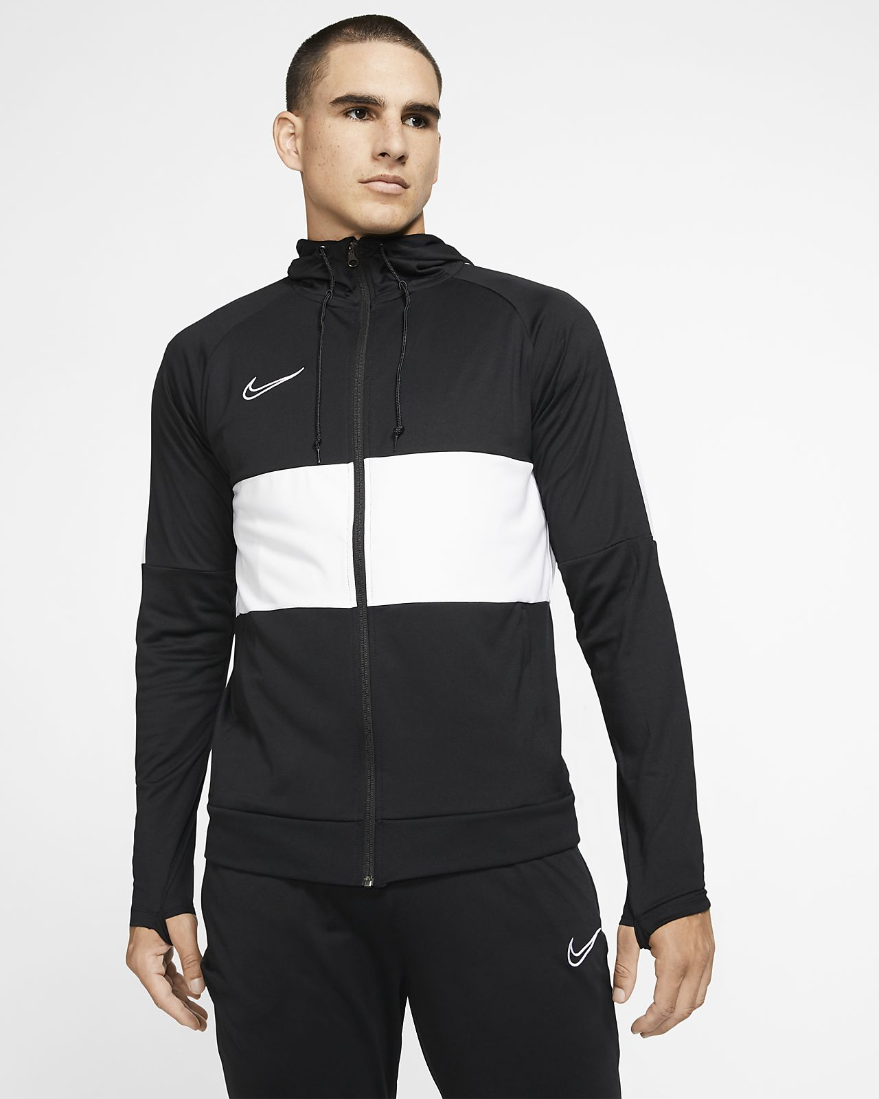 Nike Dri-FIT Academy Chaqueta de fútbol - Hombre