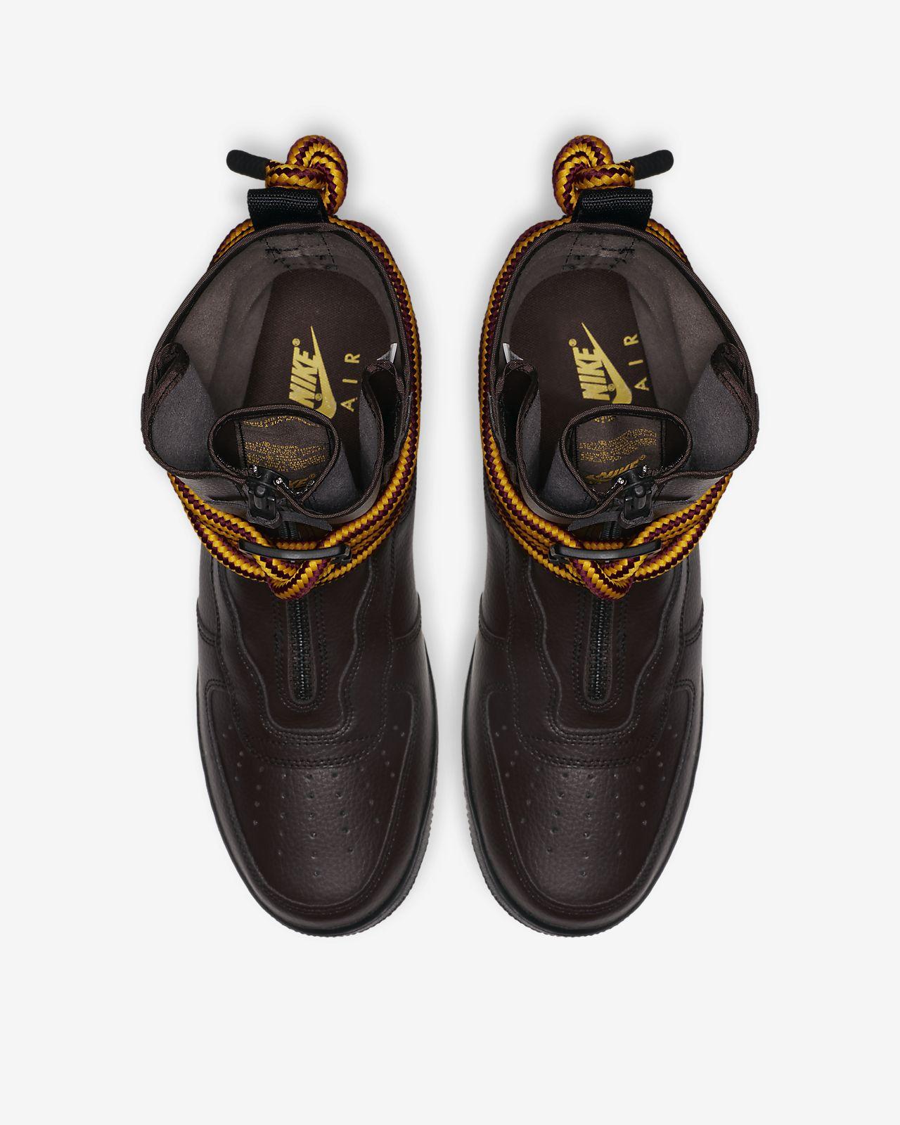 8df6e87aa6e54 Nike SF Air Force 1 High Men's Boot. Nike.com