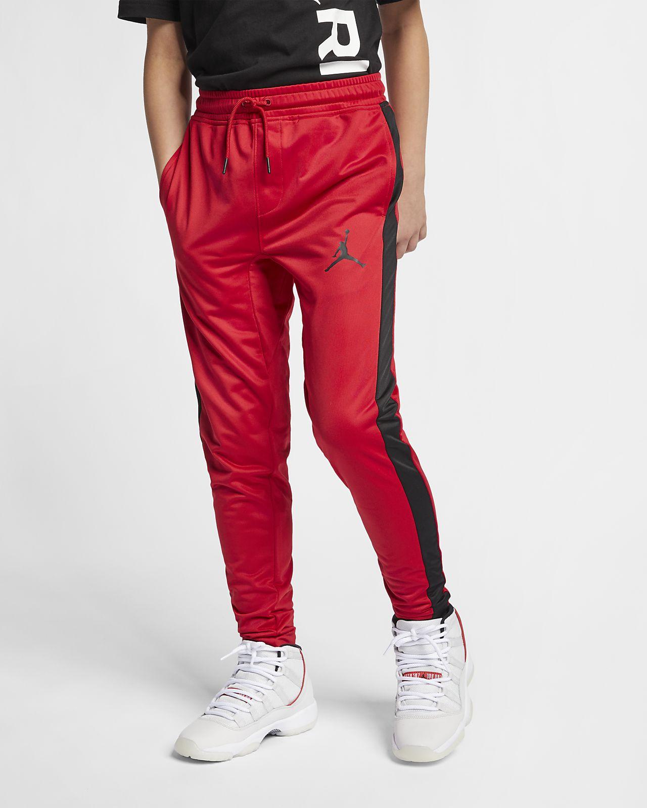 Jordan Sportswear Diamond-bukser til store børn (drenge)