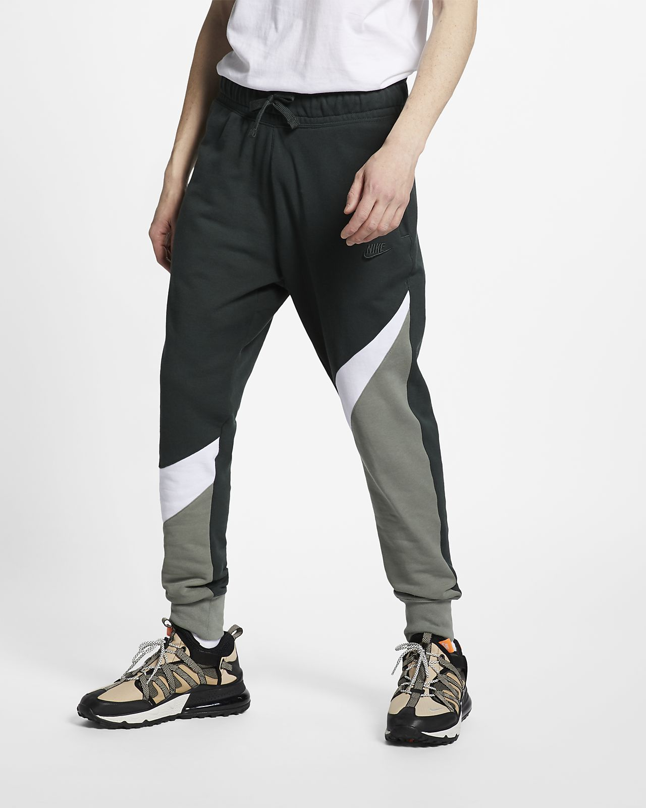 Nike Sportswear Hose aus French Terry