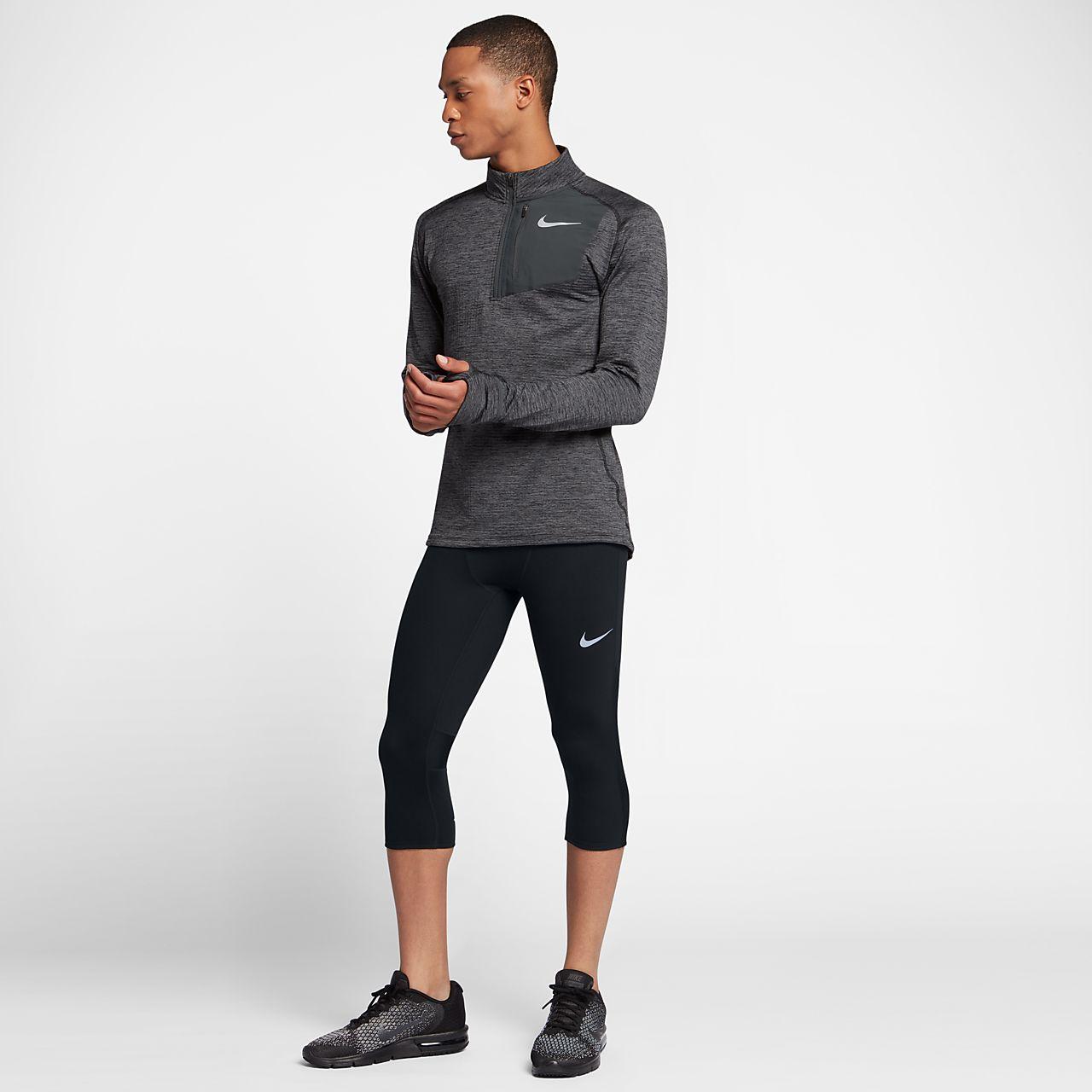 Tres Cuartos | Mallas De Running De Tres Cuartos Para Hombre Nike Run Nike Com Cl