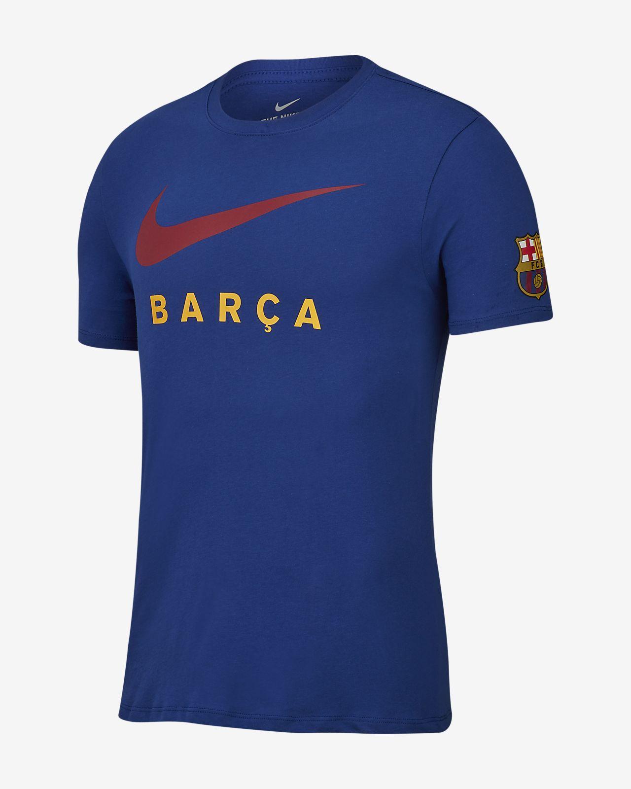 FC Barcelona 男款 T 恤