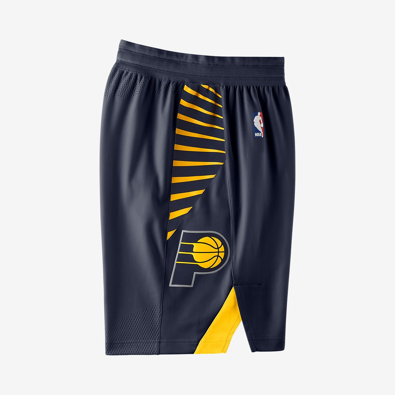 Indiana Pacers Nike Icon Edition Authentic Men's NBA Shorts