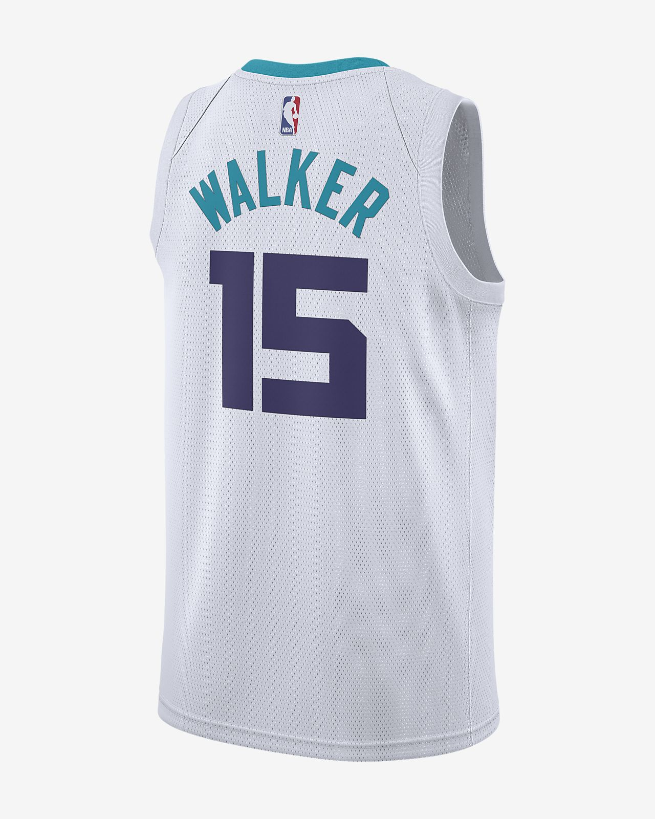 4544d4d902ed ... Kemba Walker Association Edition Swingman (Charlotte Hornets) Men s  Jordan NBA Connected Jersey