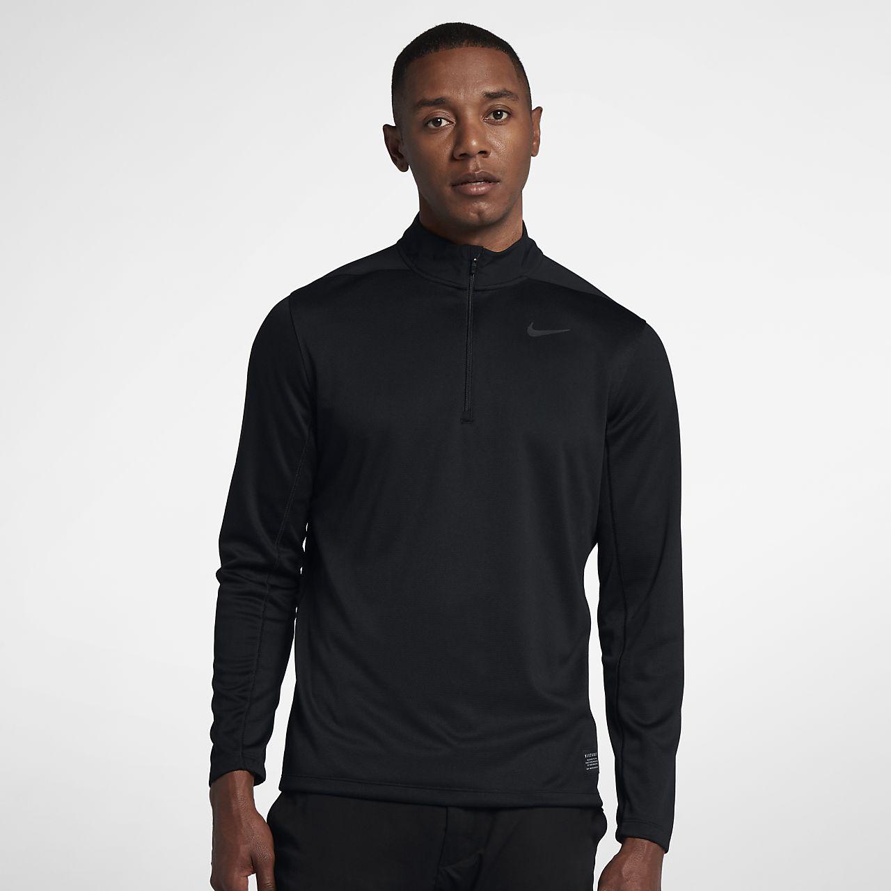 d4e13ece7 Nike Dri-FIT Men's 1/2-Zip Golf Top. Nike.com