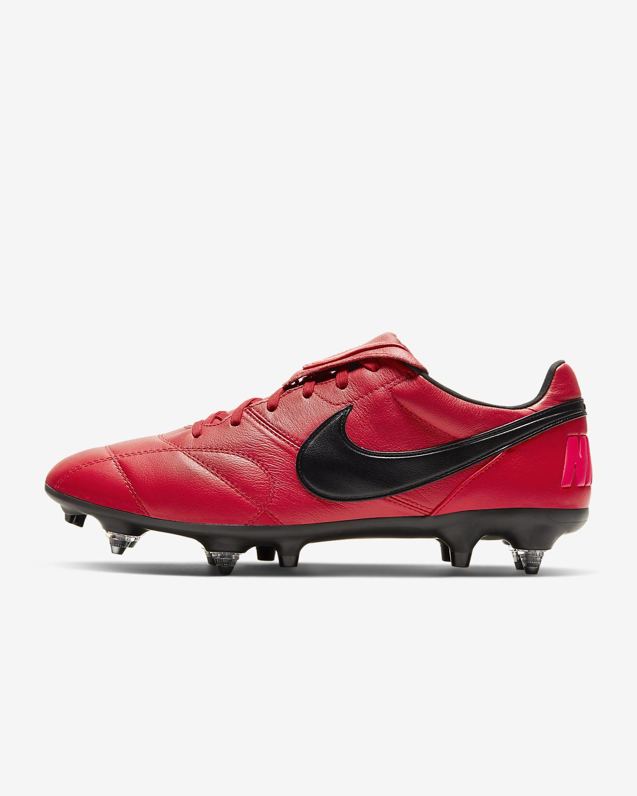 Dobbfotbollssko för mjukt underlag Nike Premier II Anti-Clog Traction SG-PRO