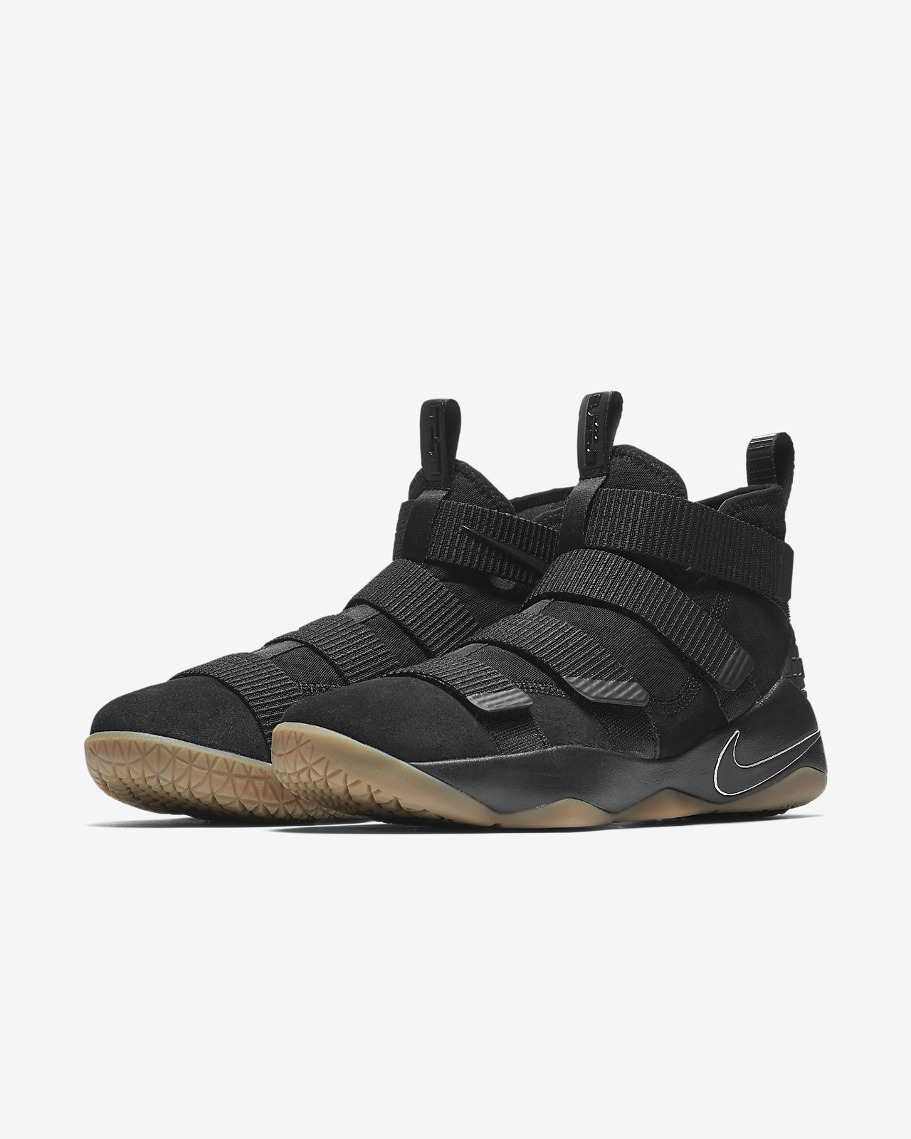 ... LeBron Soldier XI Basketball Shoe