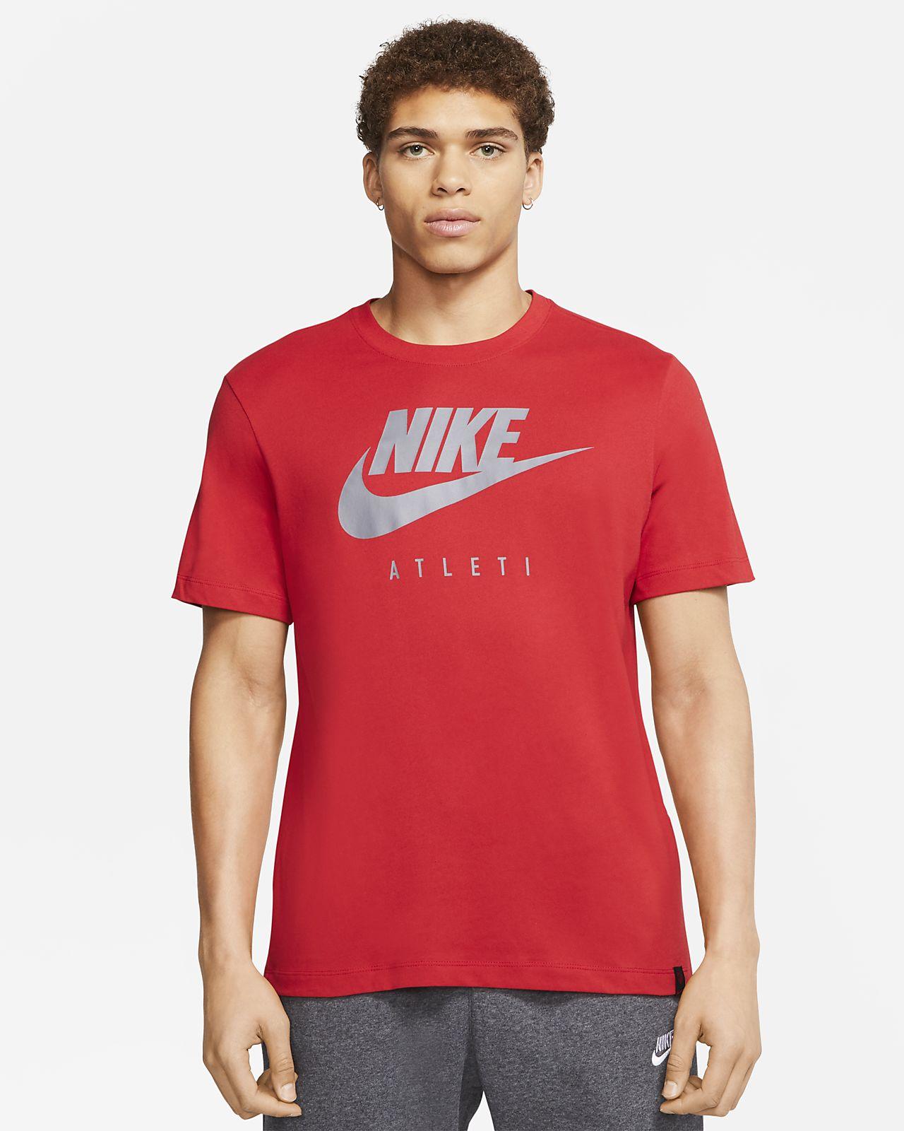 Atlético de Madrid Fußball-T-Shirt für Herren