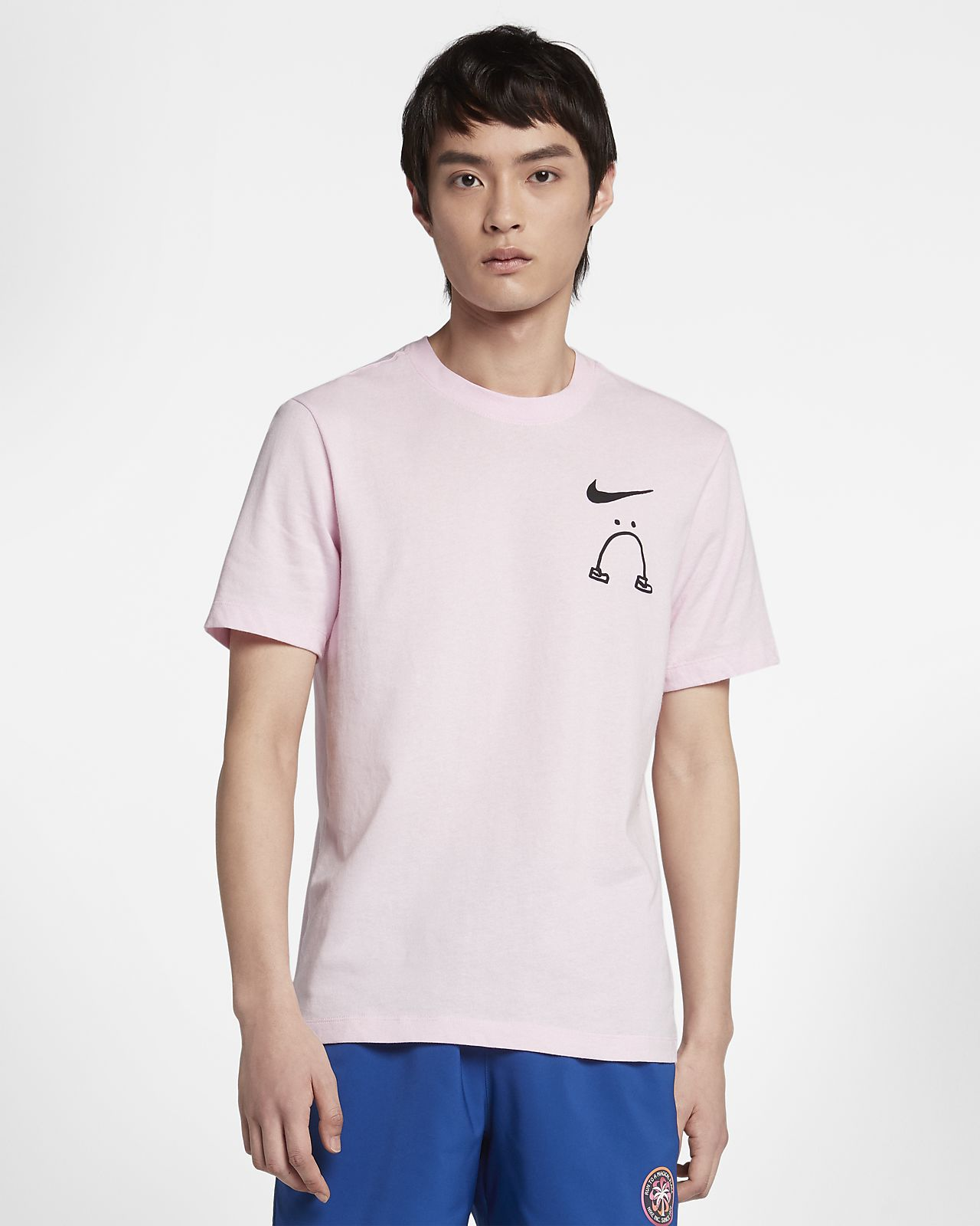 Clothing, Shoes & Accessories Modest Nike Training T Shirt Large Men's Clothing
