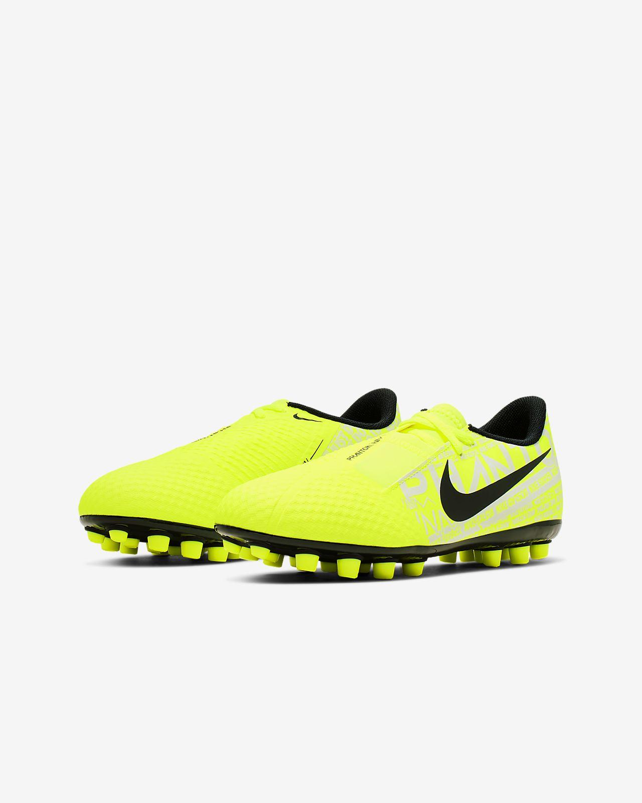 Scarpa da calcio per erba artificiale Nike Jr. Phantom Venom Academy AG BambiniRagazzi