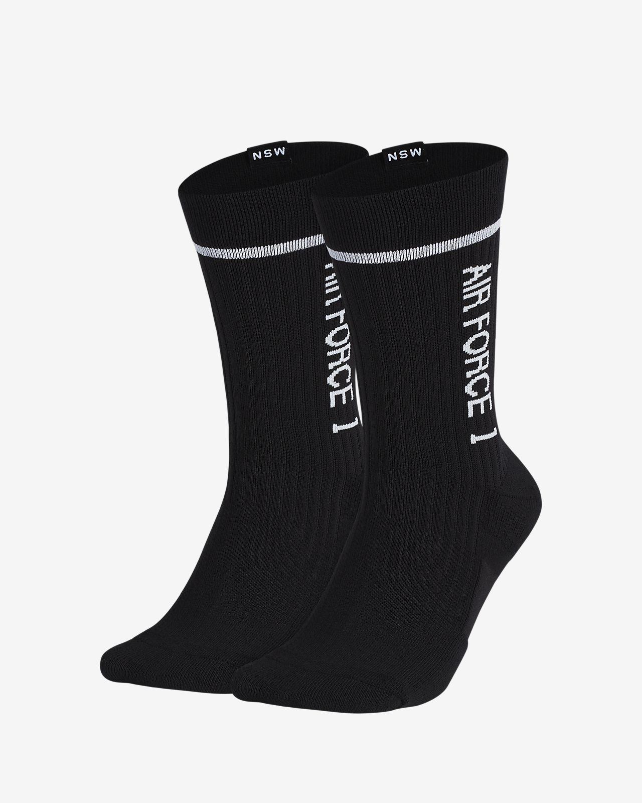 Nike Sportswear SNEAKR Sox AF1 Crew-Socken (2 Paar)