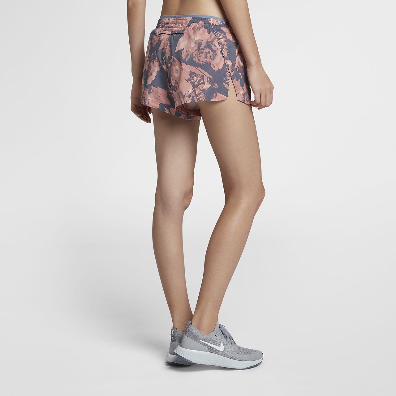 Nike Elevate 女款跑步短褲