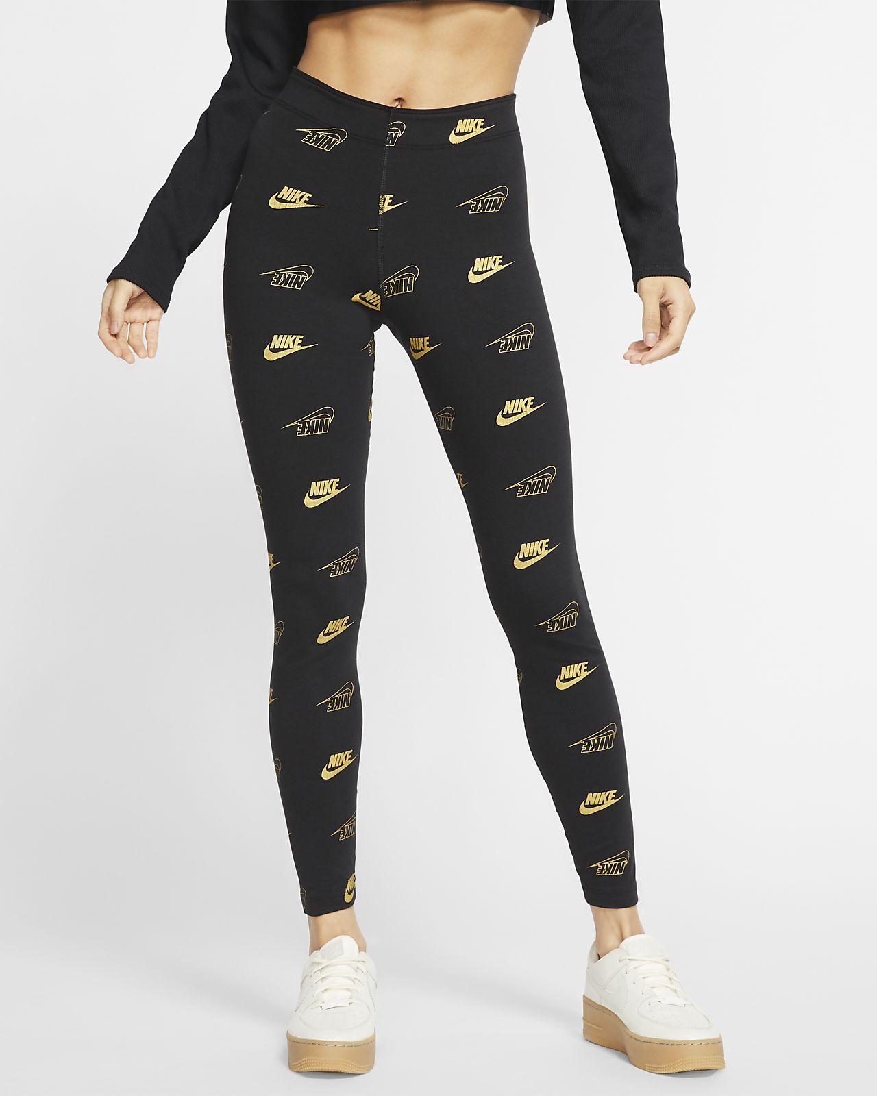 Nike Sportswear Women's Printed Leggings