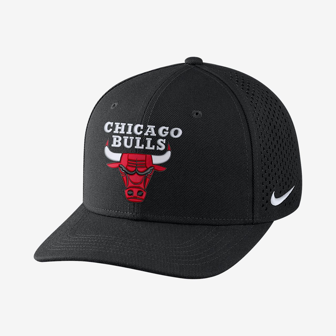 Chicago Bulls Nike AeroBill Classic99 Unisex Adjustable NBA Hat ... 6642c570658