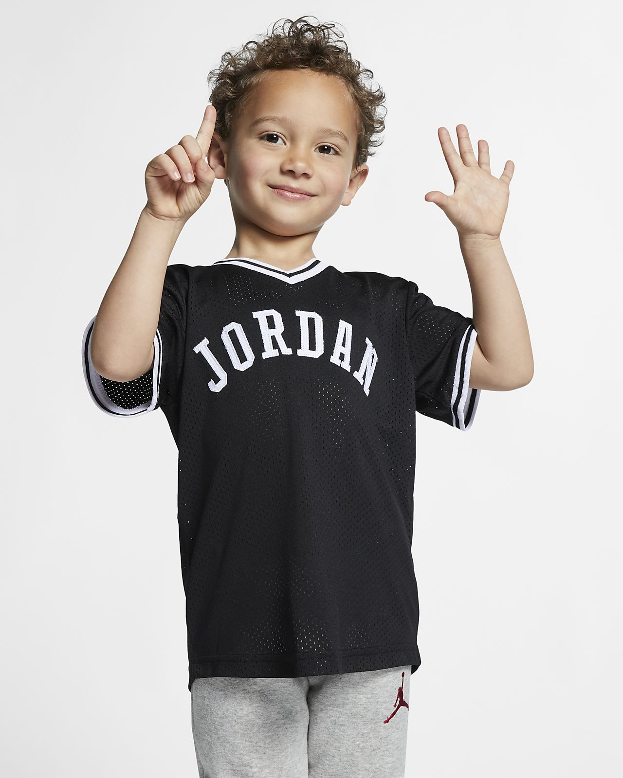 Jordan Jumpman Air Younger Kids' Top