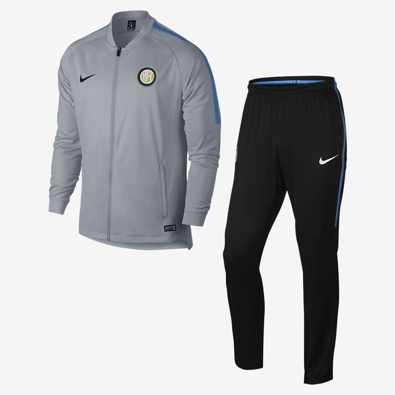 ... Inter Milan Dri-FIT Squad Men's Football Track Suit