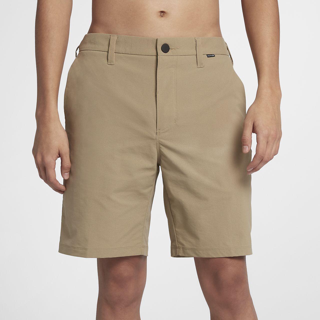 "Shorts 19"" Hurley Dri-FIT Chino - Uomo"