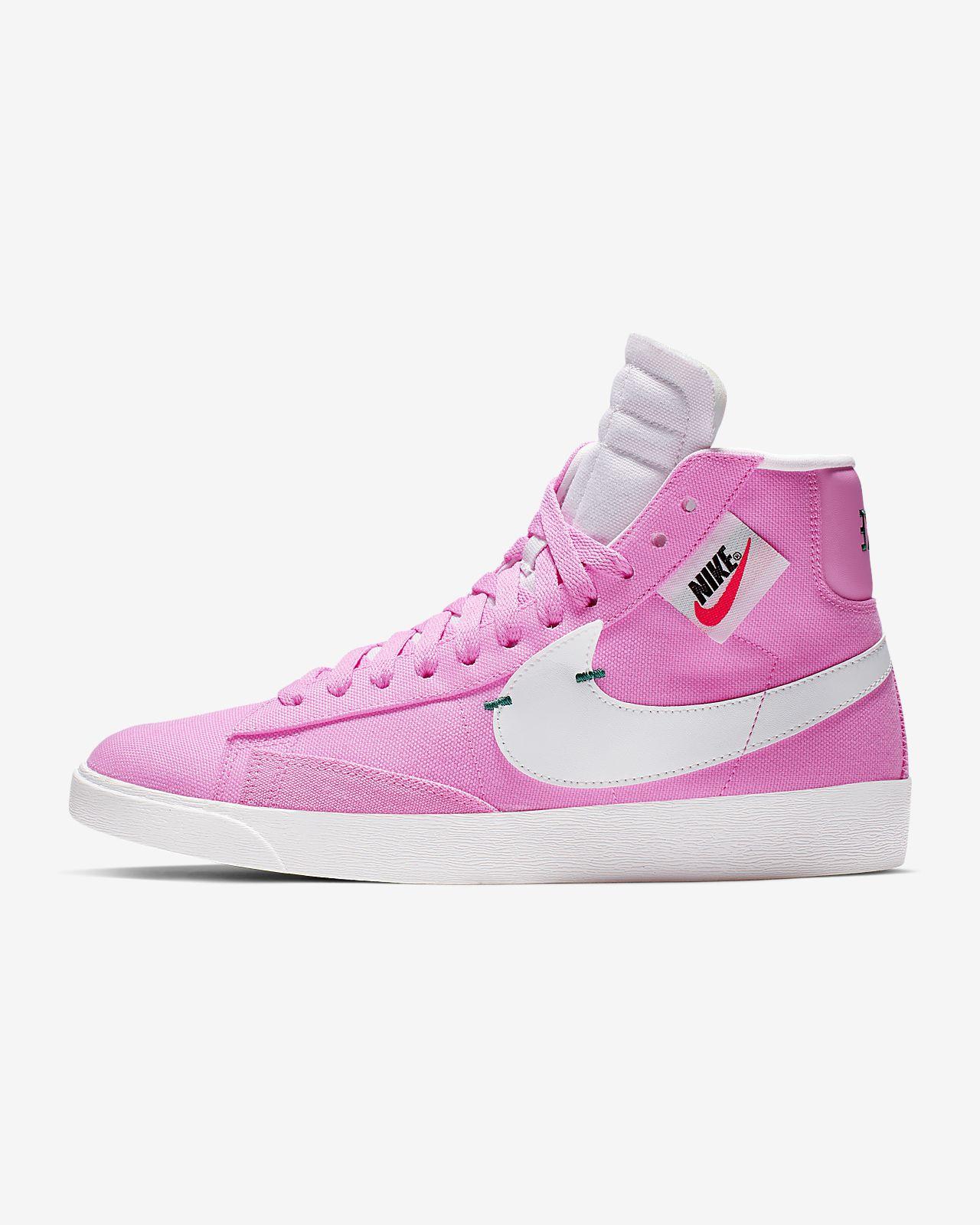 NikeBlazer Mid Rebel女子运动鞋