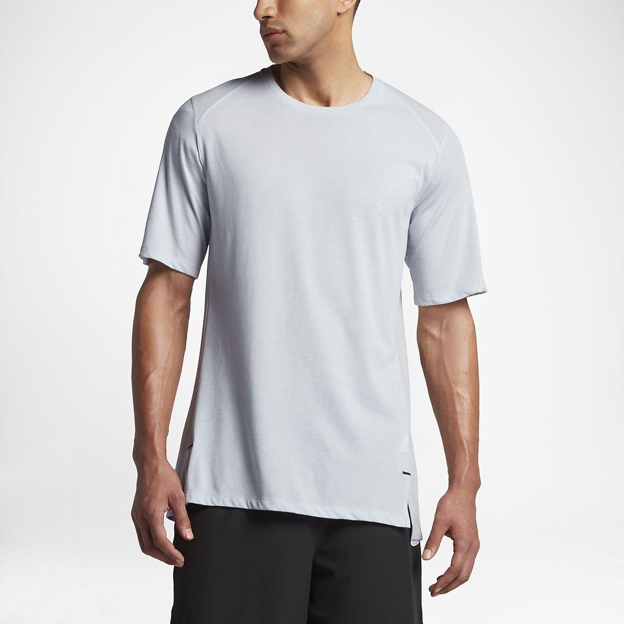 4230e601c48d Nike Elite Men s Short-Sleeve Basketball Top. Nike.com CA