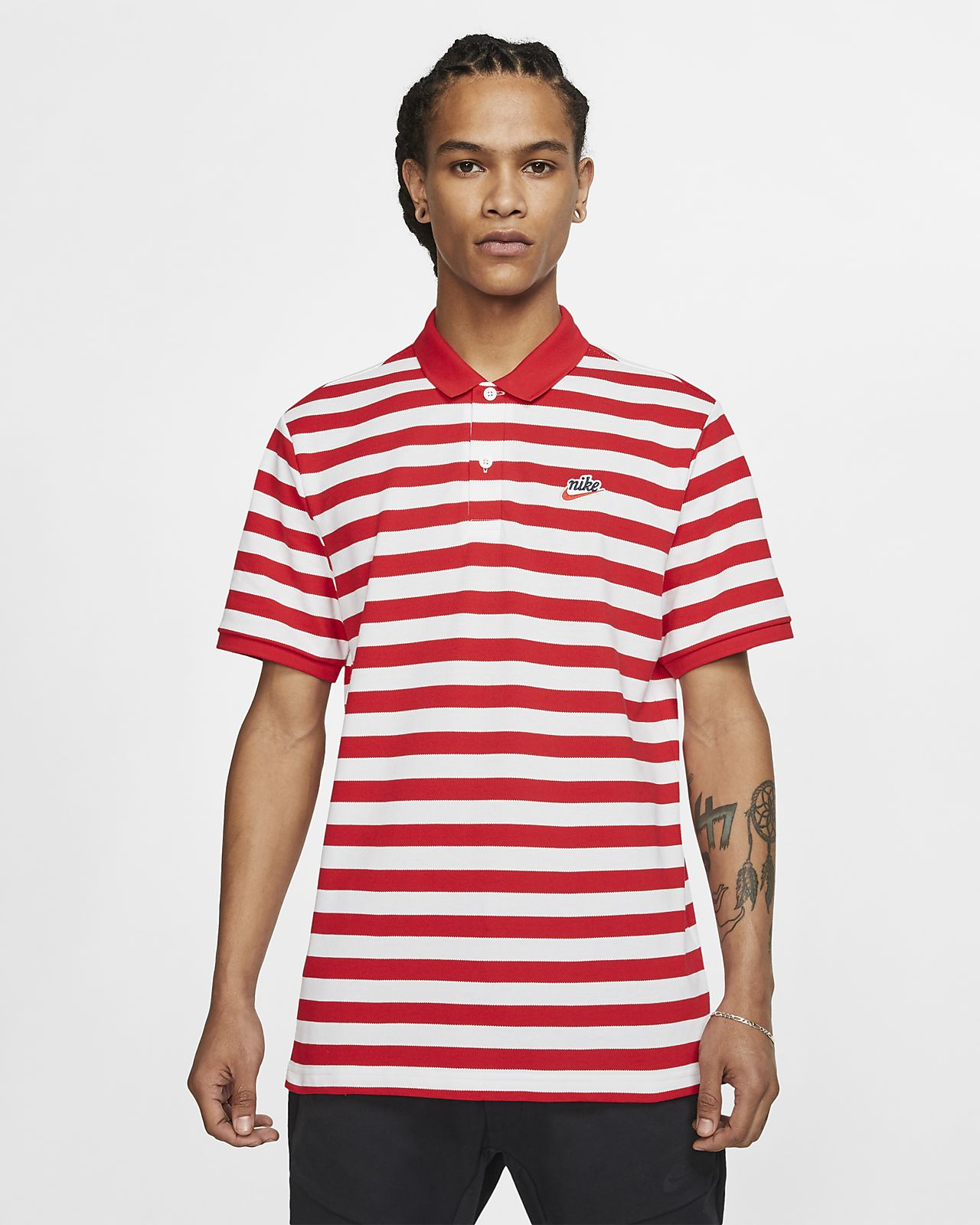 Polo piqué Nike Sportswear pour Homme