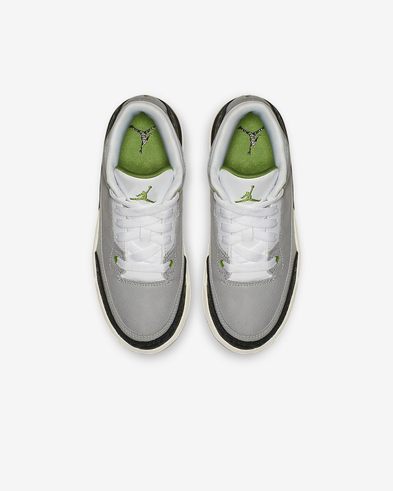f8fa5490a3b460 Air Jordan Retro 3 Younger Kids  Shoe. Nike.com IN