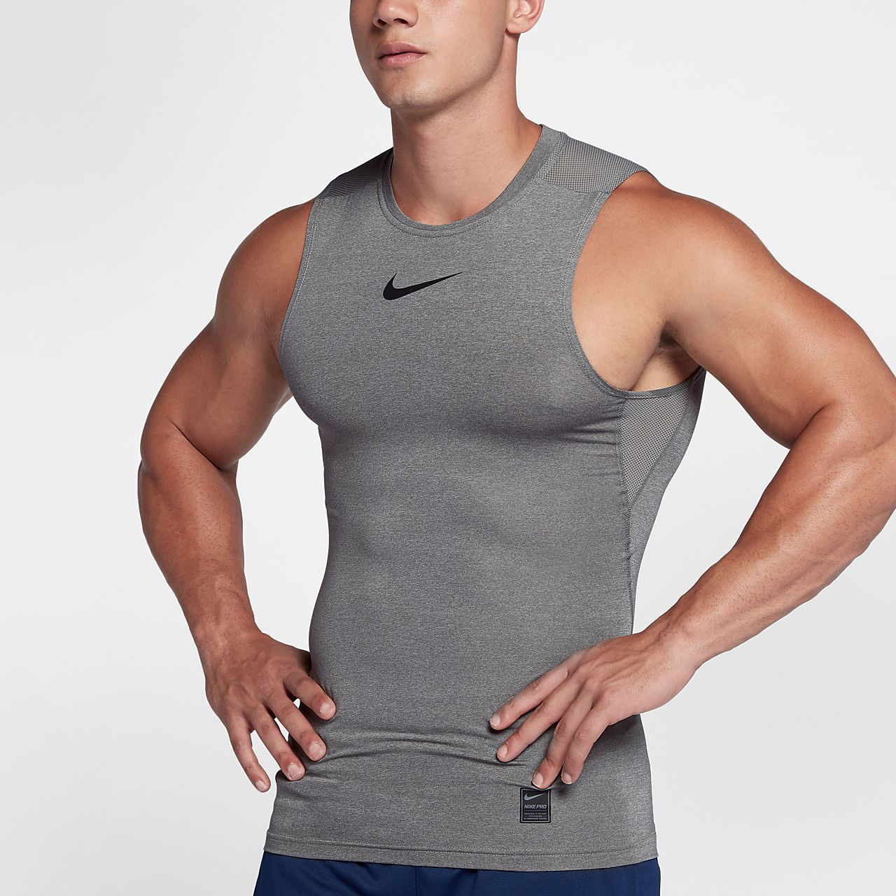 8ebcfdbf Nike Pro Men's Sleeveless Training Top. Nike.com GB