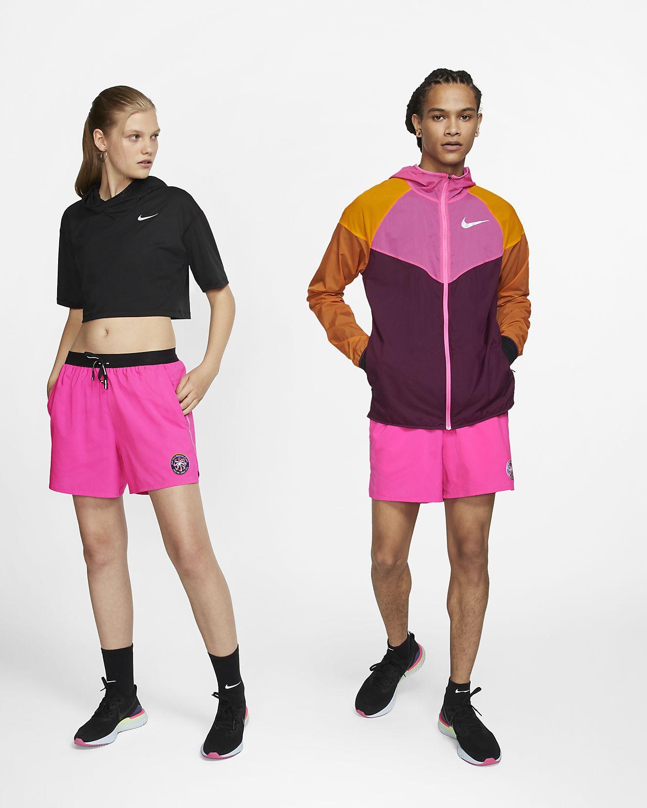 Nike Flex Stride Gevoerde hardloopshorts (13 cm)