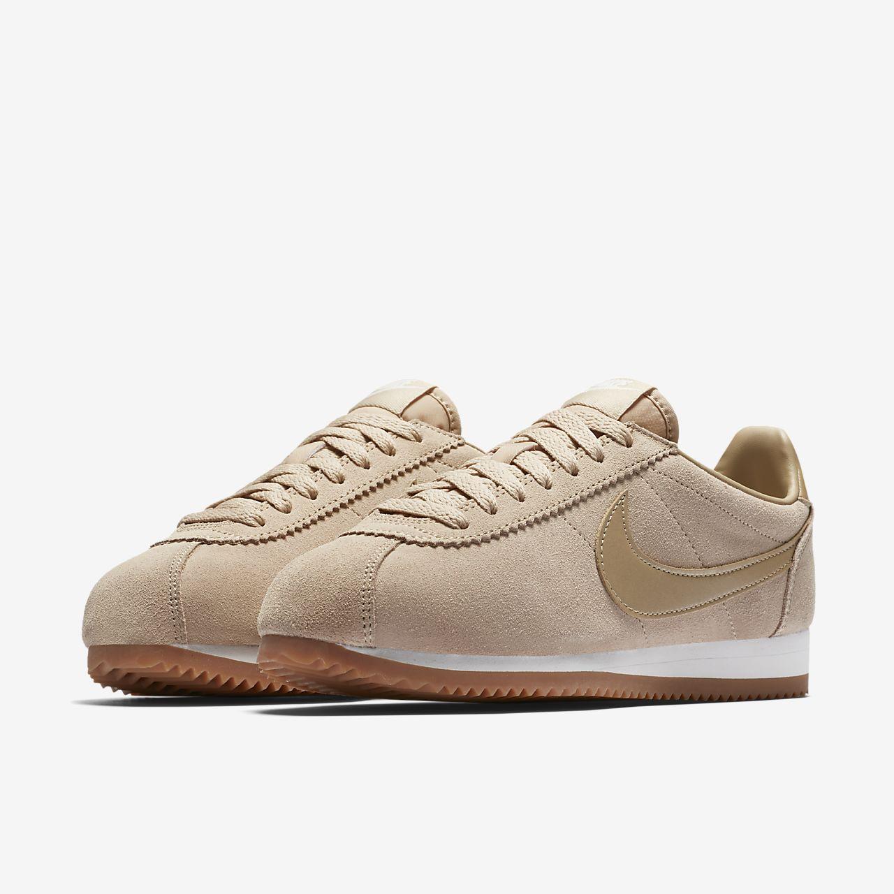 nike classic cortez suede womens shoe nikecom au