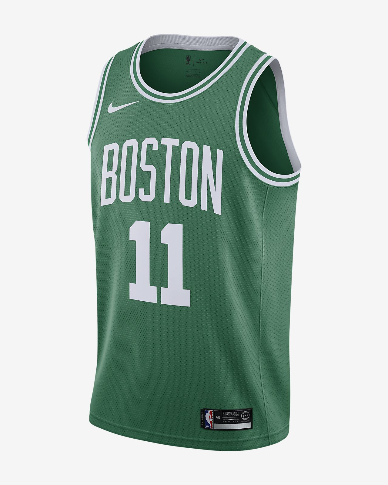 Kyrie Irving Icon Edition Swingman (Boston Celtics) 男款 Nike NBA Connected Jersey