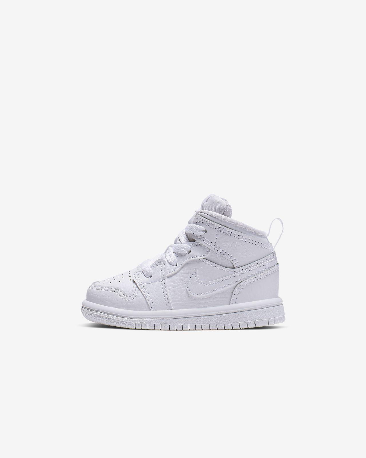 énorme réduction 694d0 9bdf9 Chaussure Air Jordan 1 Mid pour Bébé/Petit enfant
