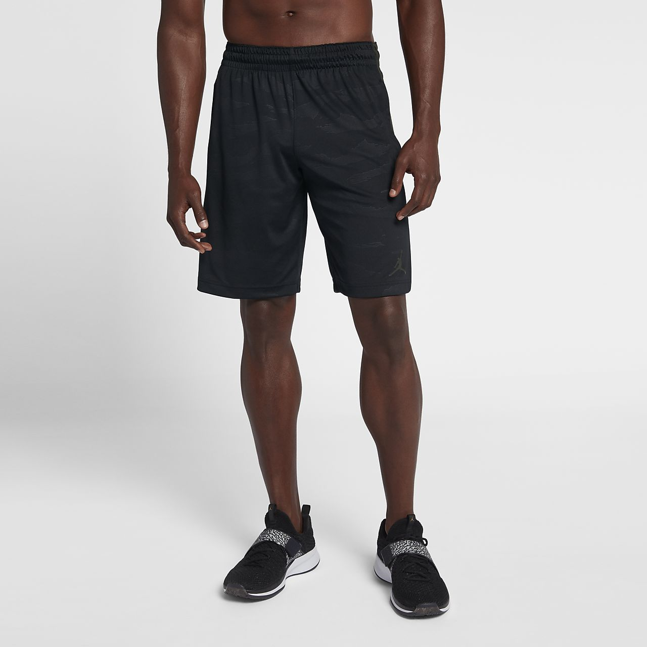 c94e9e0dc05 Jordan Dri-FIT 23 Alpha Men's Knit Printed Training Shorts. Nike.com IN
