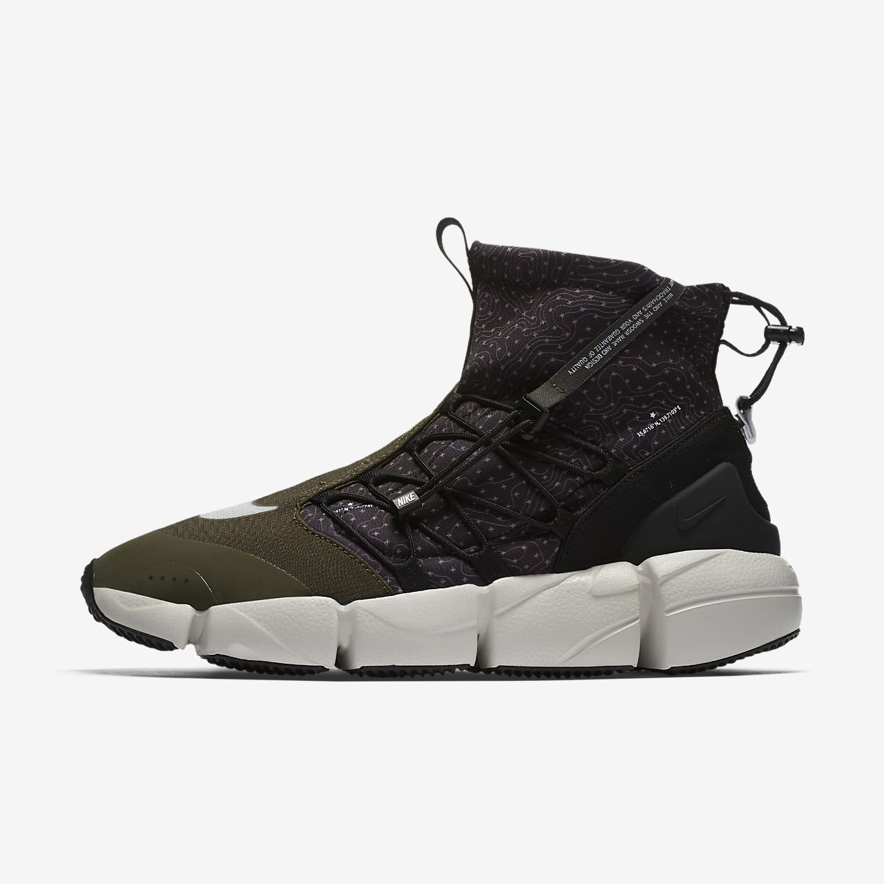 los angeles b089a a6127 Nike Air Footscape Mid Utility Zapatillas - Hombre