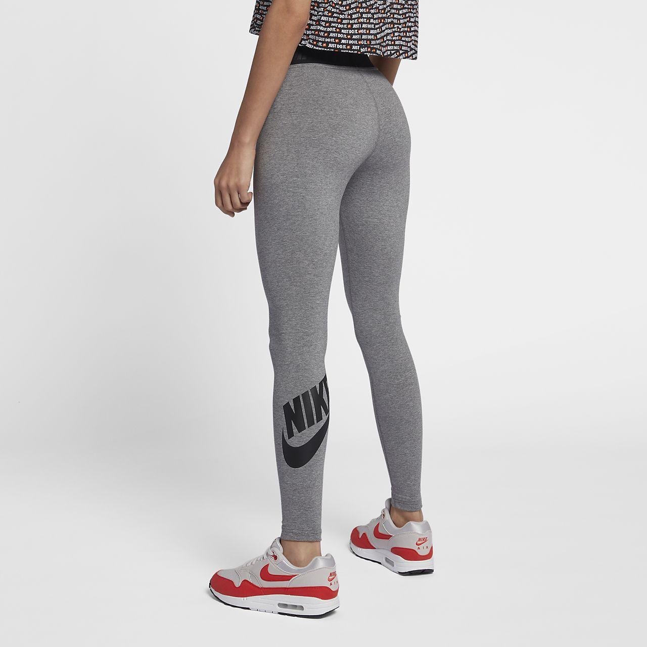 Leggings a vita alta Nike Sportswear Leg A See Donna
